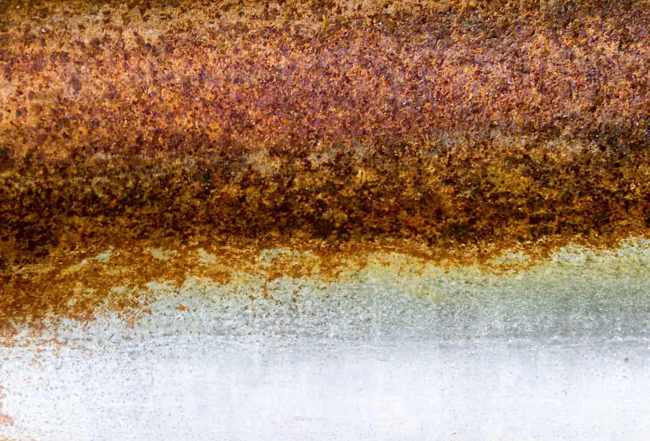 corrosione acciaio cor-ten