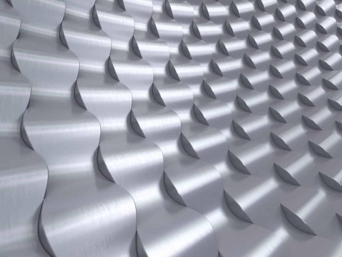 manutenzione finitura acciaio inox