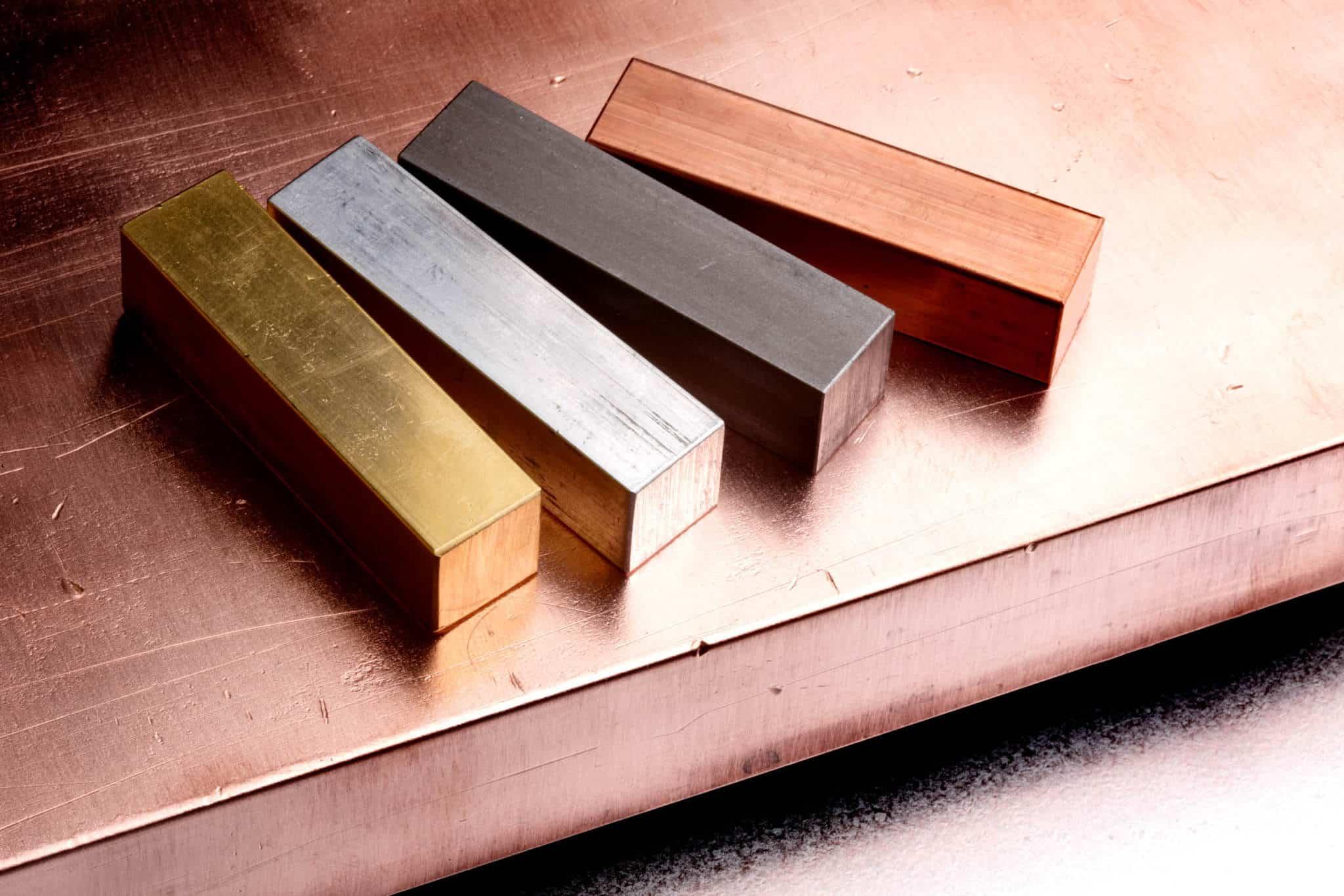 brunitura metalli