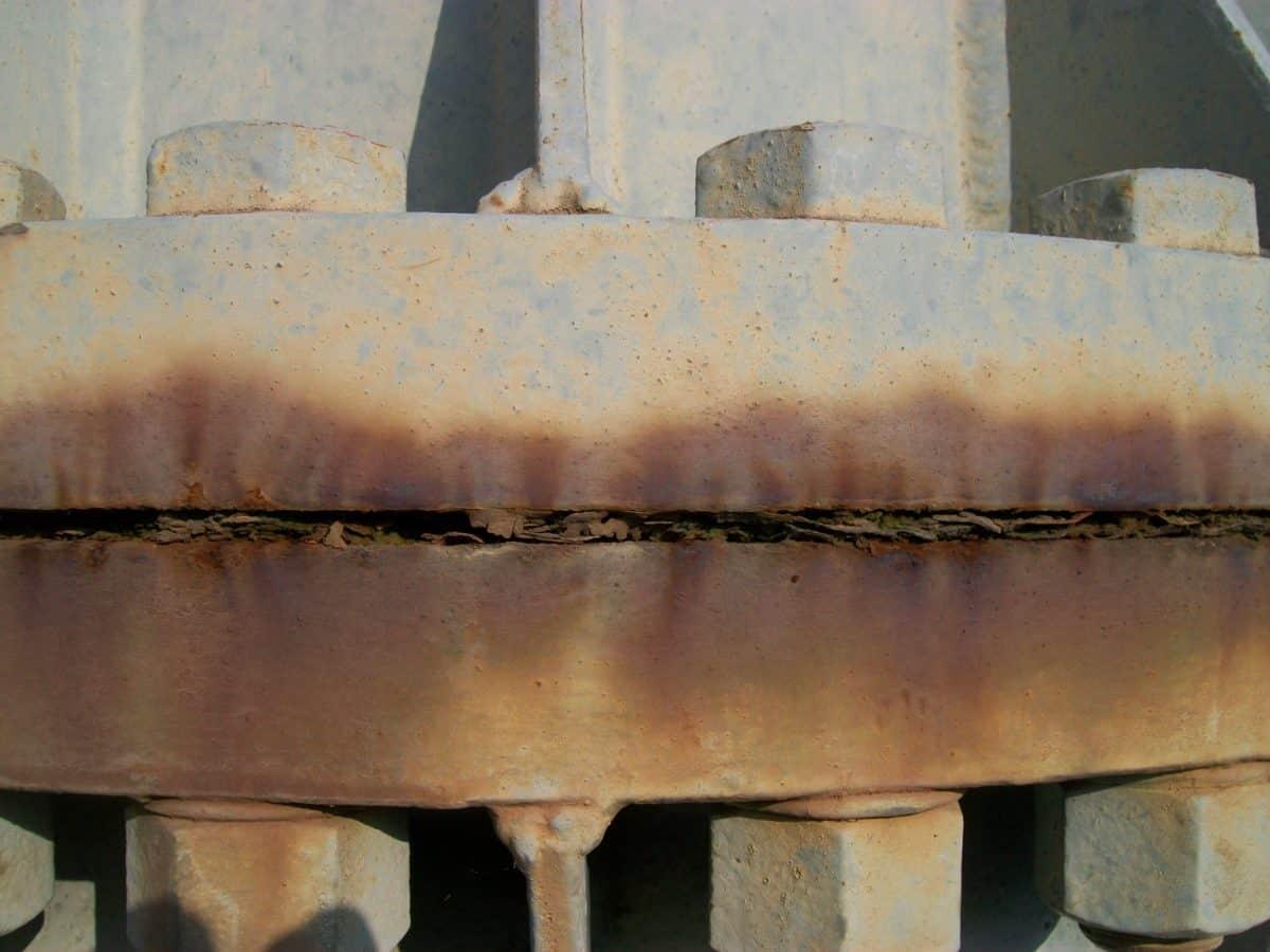 corrosione acciaio inox